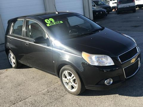 2009 Chevrolet Aveo for sale in Indianapolis, IN