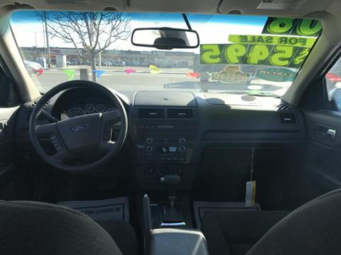 2008 Ford Fusion for sale in Indianapolis, IN
