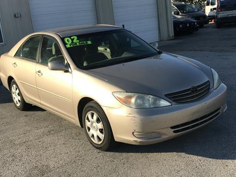 2002 Toyota Camry for sale in Indianapolis, IN