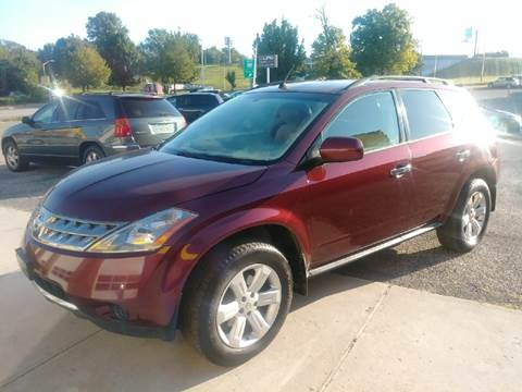 2007 Nissan Murano for sale in Baltimore, MD