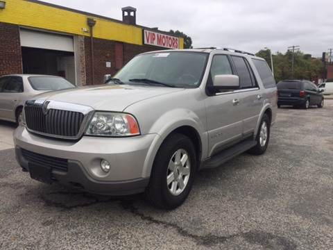 2003 Lincoln Navigator for sale in Baltimore, MD