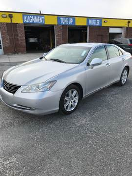 2007 Lexus ES 350 for sale in Baltimore, MD