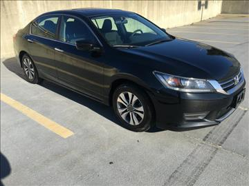 2014 Honda Accord for sale at Limitless Garage Inc. in Rockville MD