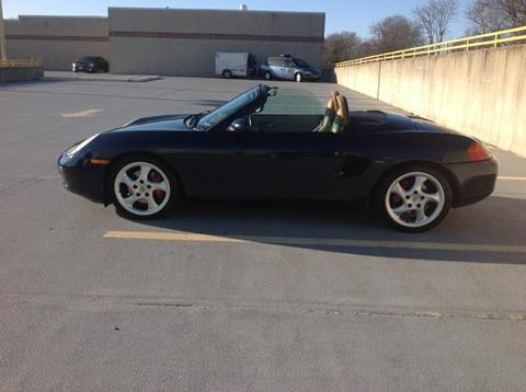 2000 Porsche Boxster for sale at Limitless Garage Inc. in Rockville MD