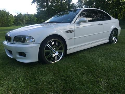 2003 BMW M3 for sale in Rockville, MD