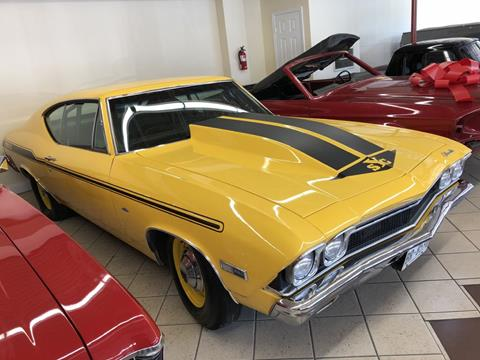 1968 Chevrolet CHEVELLE,MALIBU for sale at Limitless Garage Inc. in Rockville MD