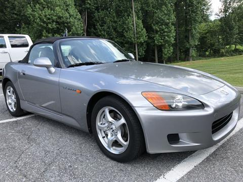 2000 Honda S2000 for sale in Rockville, MD