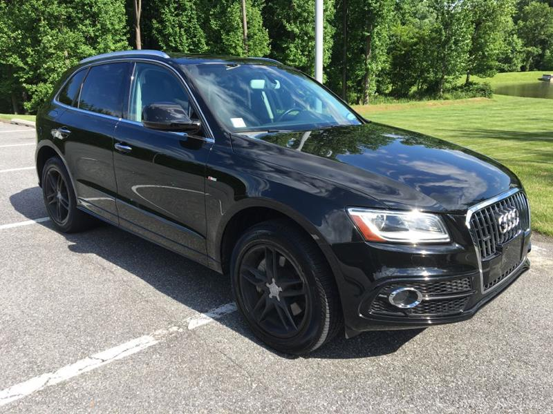 2015 Audi Q5 for sale at Limitless Garage Inc. in Rockville MD
