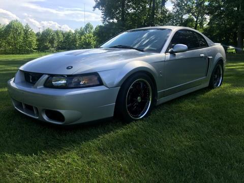 ford mustang svt cobra for sale in indianapolis in carsforsale com
