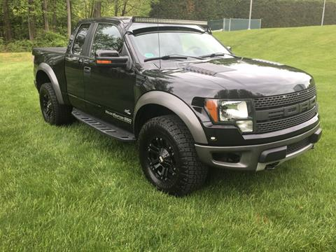 Used 2010 ford f 150 for sale in maryland for Garage ford vernon