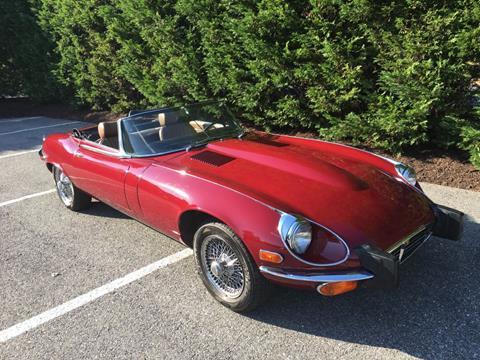 Jaguar E Type >> Used Jaguar E Type For Sale In London Ky Carsforsale Com