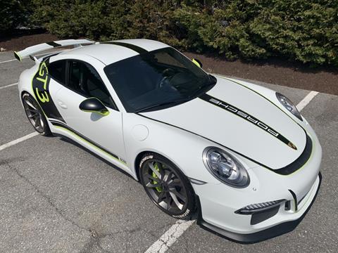 2015 Porsche 911 for sale at Limitless Garage Inc. in Rockville MD