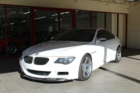 2007 BMW M6 for sale at Limitless Garage Inc. in Rockville MD