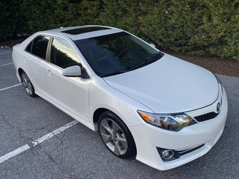 2012 Toyota Camry for sale at Limitless Garage Inc. in Rockville MD
