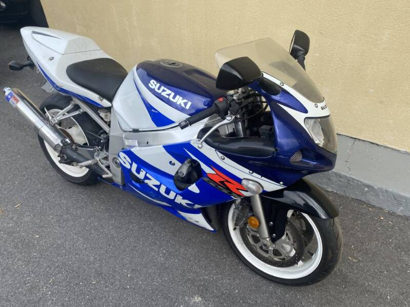 2001 Suzuki GSX-R600