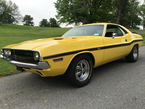 1970 Dodge Challenger for sale at Limitless Garage Inc. in Rockville MD