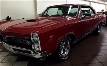 1967 Pontiac GTO for sale at Limitless Garage Inc. in Rockville MD