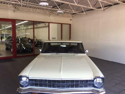 1967 Chevrolet Nova for sale in Rockville, MD