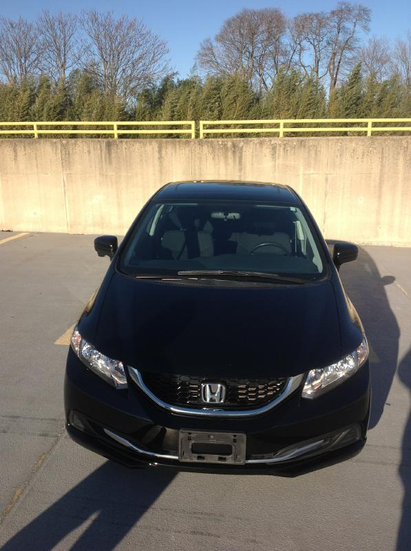 2014 Honda Civic for sale at Limitless Garage Inc. in Rockville MD