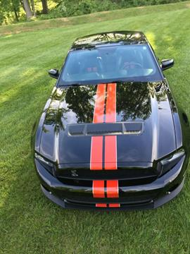 2011 Ford Shelby GT500 for sale in Rockville, MD