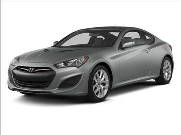 2014 Hyundai Genesis Coupe for sale in Albuquerque, NM