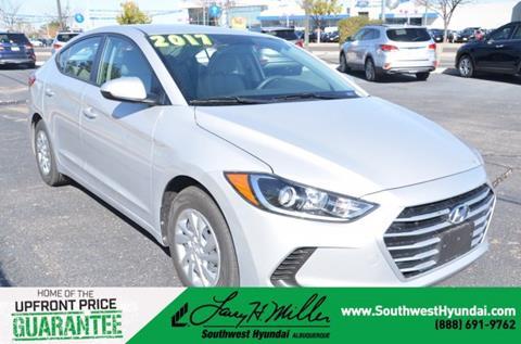 2017 Hyundai Elantra for sale in Albuquerque, NM