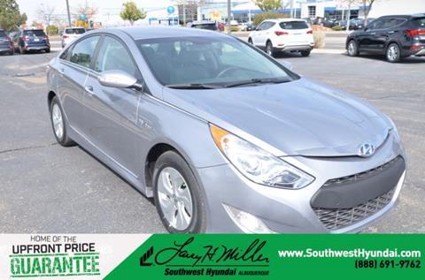 2014 Hyundai Sonata Hybrid for sale in Albuquerque, NM