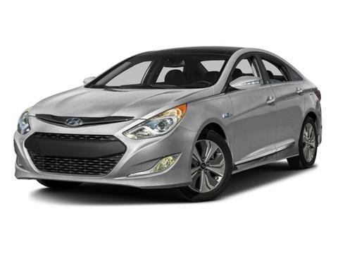 2015 Hyundai Sonata Hybrid for sale in Albuquerque, NM