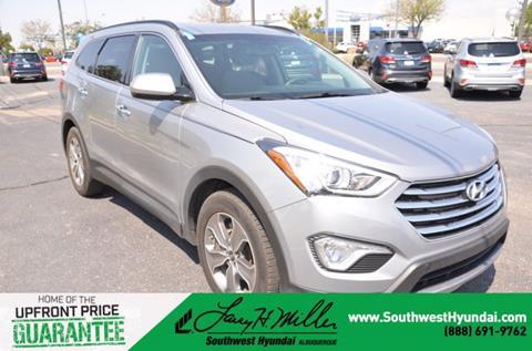 2016 Hyundai Santa Fe for sale in Albuquerque, NM