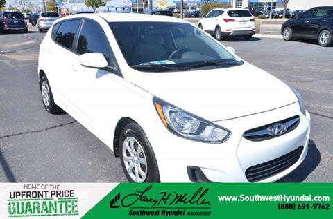 2013 Hyundai Accent for sale in Albuquerque, NM