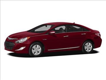 2012 Hyundai Sonata Hybrid for sale in Albuquerque, NM