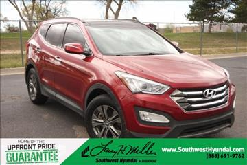 2014 Hyundai Santa Fe Sport for sale in Albuquerque, NM