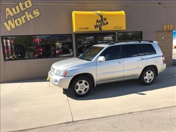 2006 Toyota Highlander for sale in Rapid City, SD