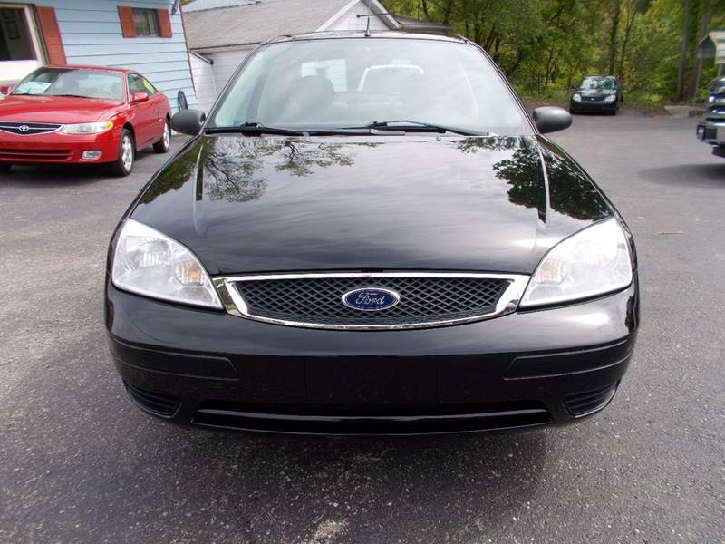 2007 Ford Focus ZX4 SE 4dr Sedan - Connellsville PA