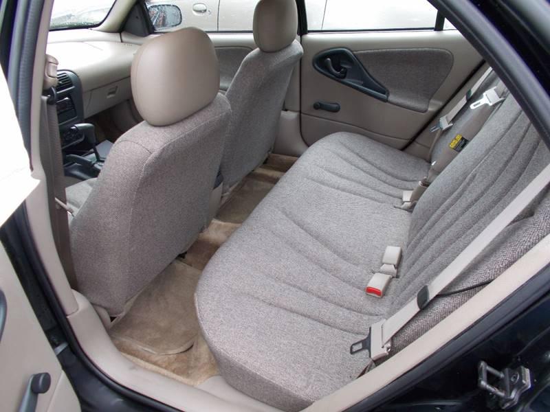 2003 Chevrolet Cavalier 4dr Sedan - Connellsville PA