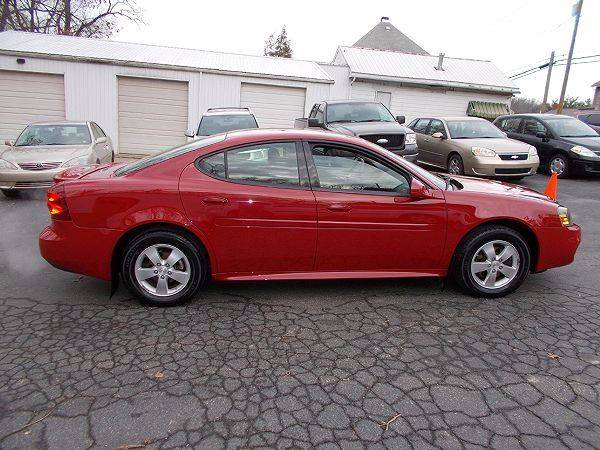 2008 Pontiac Grand Prix 4dr Sedan - Connellsville PA
