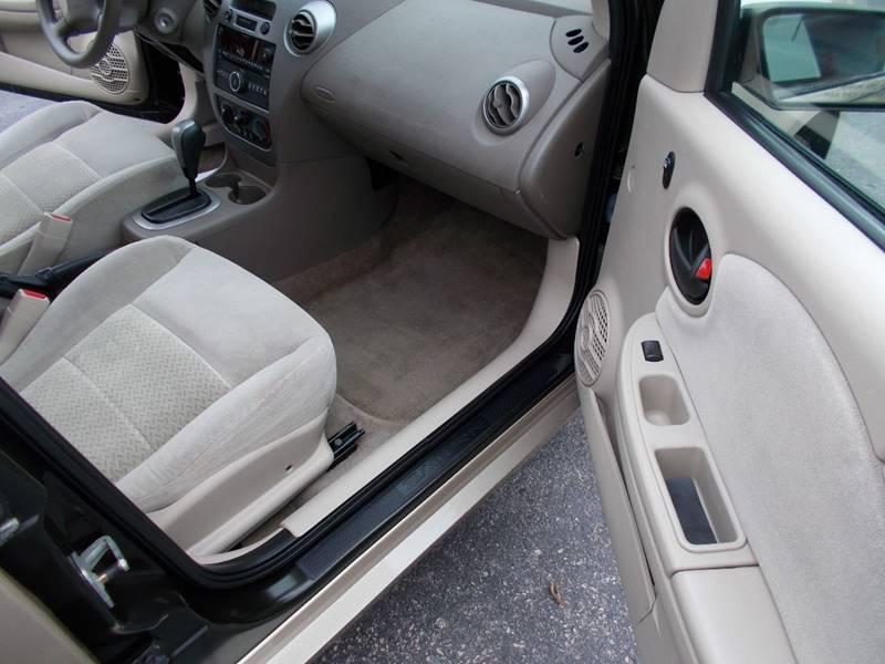 2006 Saturn Ion 3 4dr Sedan w/Automatic - Connellsville PA