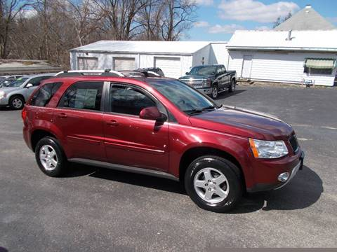 2007 Pontiac Torrent for sale in Connellsville, PA