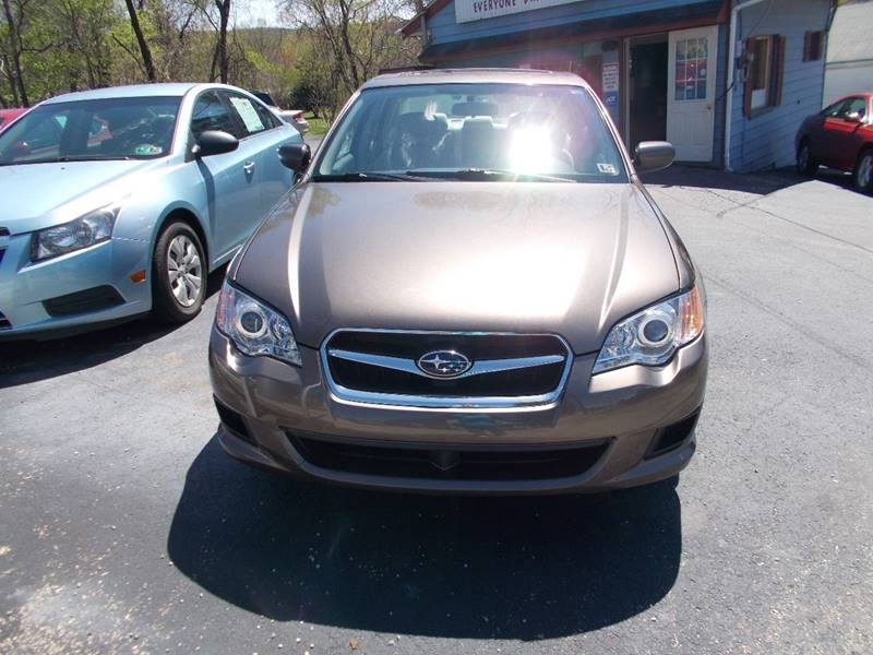 2009 Subaru Legacy AWD 2.5i Special Edition 4dr Sedan 4A - Connellsville PA