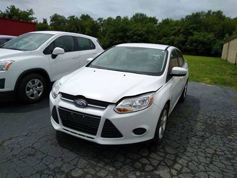 2014 Ford Focus for sale in Hamilton, OH