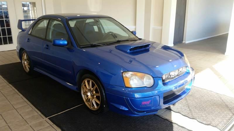 2004 Subaru Impreza AWD WRX STI 4dr Sedan - Fairfield OH