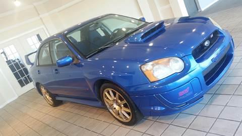 2004 Subaru Impreza for sale at Town Motors in Hamilton OH