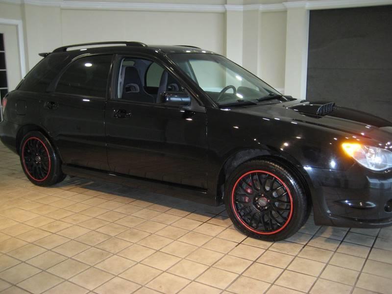 2006 Subaru Impreza AWD WRX Limited 4dr Wagon w/Off-Black Int. (2.5L H4 5M) - Fairfield OH