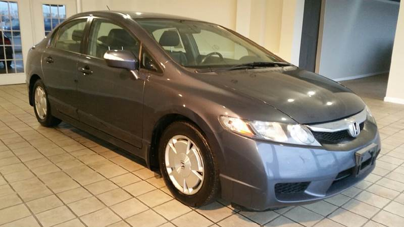 2009 Honda Civic for sale at Town Motors in Hamilton OH