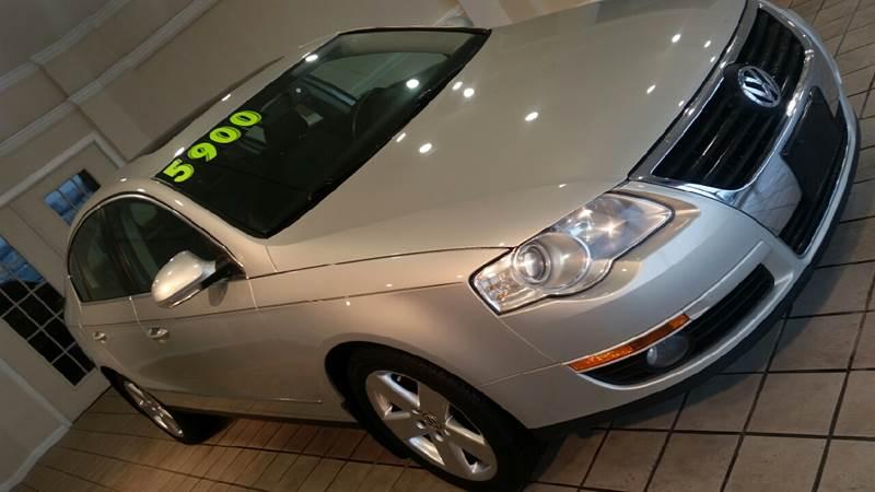 2009 Volkswagen Passat Komfort 4dr Sedan - Fairfield OH