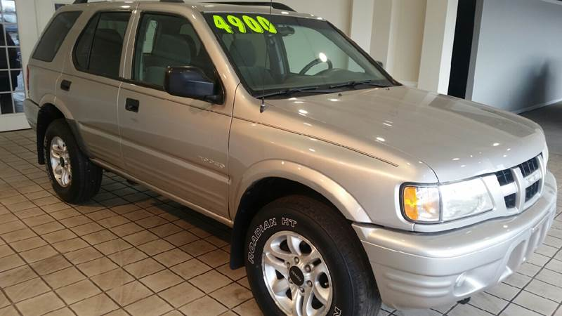 2004 Isuzu Rodeo S 4WD 4dr SUV - Fairfield OH