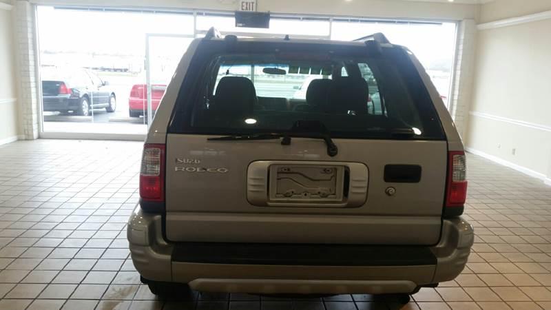 2004 Isuzu Rodeo S 4WD 4dr SUV - Fairfield OH
