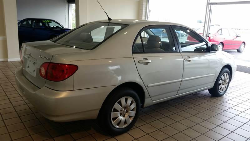 2004 Toyota Corolla LE 4dr Sedan - Fairfield OH
