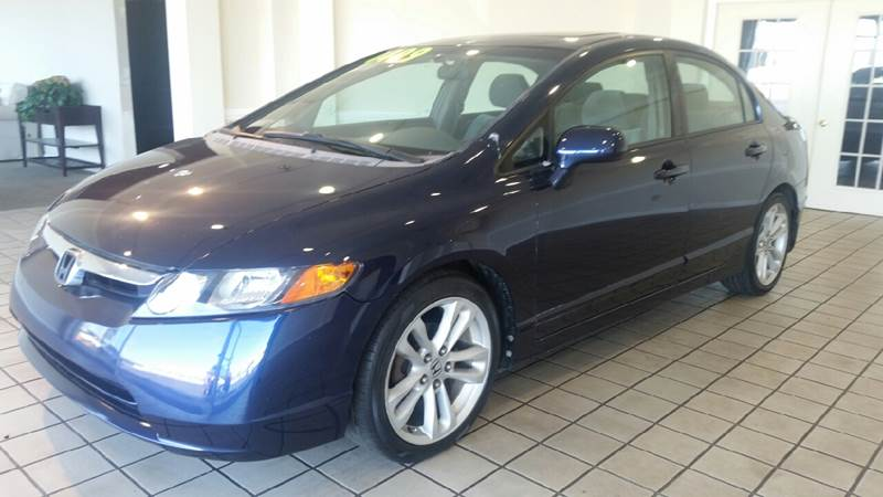 2008 Honda Civic EX 4dr Sedan 5A - Fairfield OH