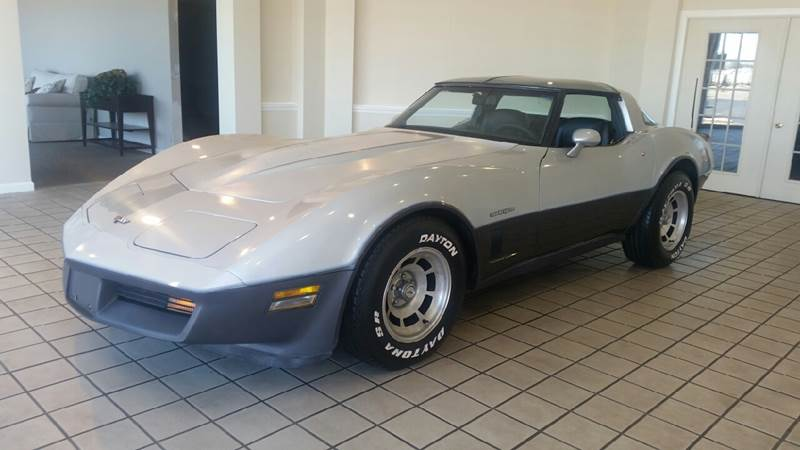 1982 Chevrolet Corvette 2dr Coupe - Fairfield OH